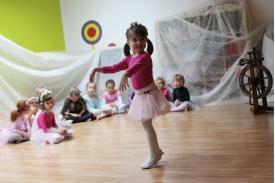 Impresje baletowe w ToTu w Cieszynie