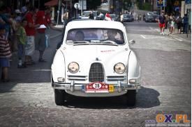 Skoczów: Rajd Samochodów Zabytkowych