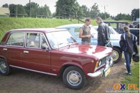 Pierwszy Strumieński Zlot Polskiej Motoryzacji