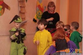 Bal przebierańców w przedszkolu \'\'Bajlandia\'\' w Cieszyni