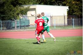 Juniorzy: mecz Beskid Skoczów - Rekord Bielsko Biała 1:2