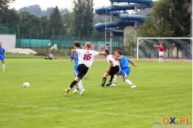 KP Beskid 09 Skoczów - LKS Wisła Strumień - 3:0