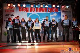 Snow Sport Show - tak dla transplantologii