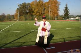 Strumień: Uroczyste otwarcie boiska sportowego...