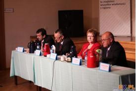 Cieszyn: Debata Wyborcza