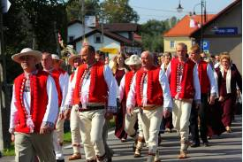 Zebrzydowice Gminne Dożynki Diecezjalno - Powiatowo - Gminne