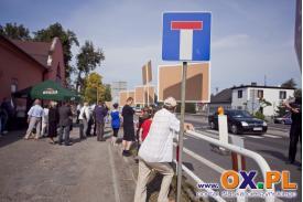 Strajk w Ochabach