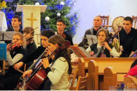 Koncert w wykonaniu chóru i orkiestry symfonicznej PSM...