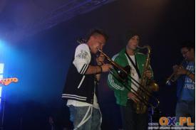 Koncert zespołu ENEJ w Istebnej