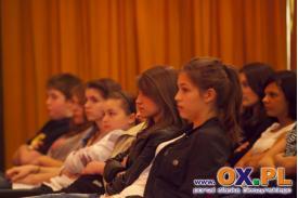 Audycja Filharmonii Śląskiej dla uczniów gimnazjów