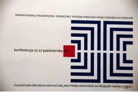 Konferencja: \''Filozoficzna refleksja nad kulturą...\''