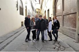SAPERI & SAPORI czyli uczniowie ZSEG we Florencji
