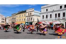 Cieszyn: Międzynarodowy Studencki Festiwal Folklorystyczny