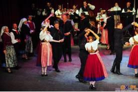 Koncert otwierający Festiwal Folklorystyczny w Cieszynie