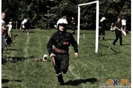Gminne Zawody Sportowo-Pożarnicze w Gumnach