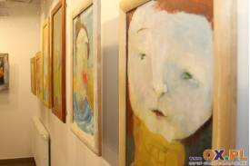 Wystawa malarstwa i rysunku  \''Guziki i perły\''