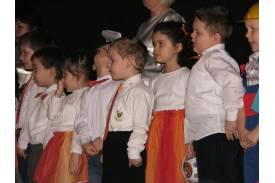 Jasełka przygotowane przez przedszkolaków