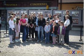 Otwarcie wystawy Jan Paweł II w Skoczowie