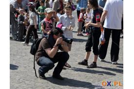 Skoczów: Pochód z Judoszem (piątek)