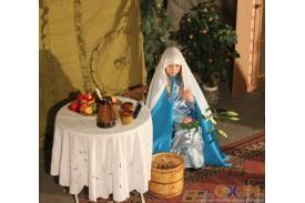 Jasełka w wykonaniu Misyjnej Jutrzenki