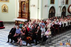 Koncert z okazji 80-lecia chóru kościelnego \''Lutnia\''