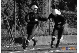 Cieszyn: zawody strażackie