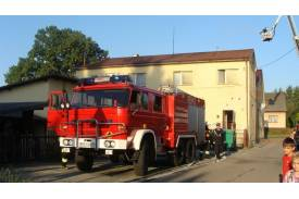 Pogwizdów: ćwiczenia strażackie