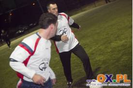 Mecz kadry GAP w Goleszowie