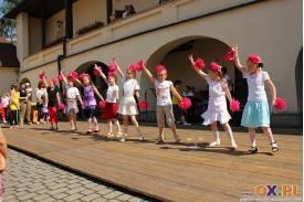 Kończyce: Mundurowi Dzieciom