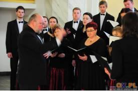 Koncert noworoczny chóru CANTICUM NOVUM