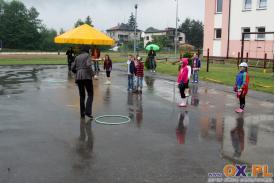 Strumień: otwarcie przyszkolnego placu zabaw