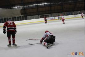 Play-off: CJTH Czerne Pantery - HC Střítež (6:0)