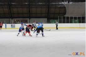 Czarne Pantery wygrywają pierwszy mecz 1/2 finału ligii BAHL