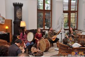 Muzyka i Pieśni Średniowiecznej  Europy- koncert Percival