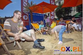 Plaża w Cieszynie
