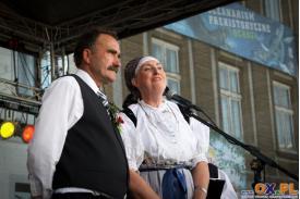 Skoczów: Dozynki Powiatowo-Gminne