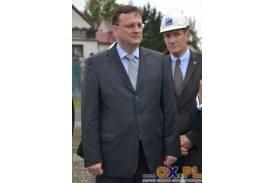 Otwarcie polsko-czeskiego połączenia gazowego