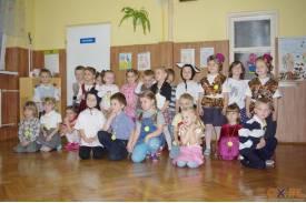 Akcja charytatywna w przedszkolu nr 4