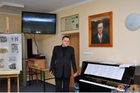 Sesja naukowa na Uniwersytecie Ślaskim w Instytucie Muzyki