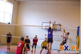 Siatkarka Liga w Goleszowie