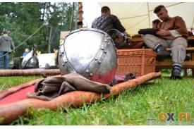 Dzień Dawnych Kultur - pokazy grupy Słowian