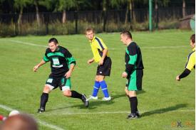 LKS Strażak Pielgrzymowice - KKS Spójnia Zebrzydowice - 0:1