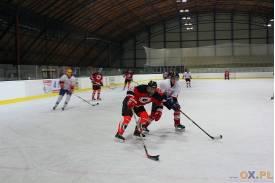 HC Czarne Pantery - HC Technici Střítež 5:3