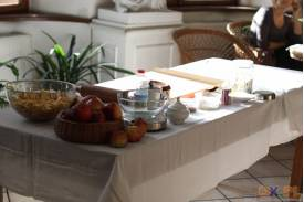 Festiwal Strudla: pokaz rozciągania ciasta