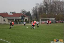LKS Wisła Strumień - RKS Cukrownik Chybie (4:0)