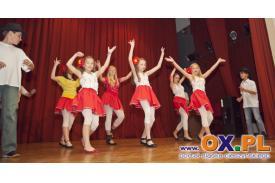 I Cieszyński Konkurs Tańca - grupa młodsza