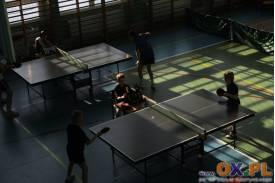 XVII Turniej o Puchar Miasta Ustronia w Tenisie Stołowym
