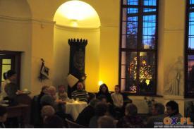 Koncert kapeli  góralskskiej \'\'Wałasi\'\'  w Cafe Muzeum