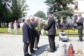 Uroczystość patriotyczna z okazji Dnia Wojska Polskiego