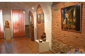 Wystawa prac Przemysława Hańderka